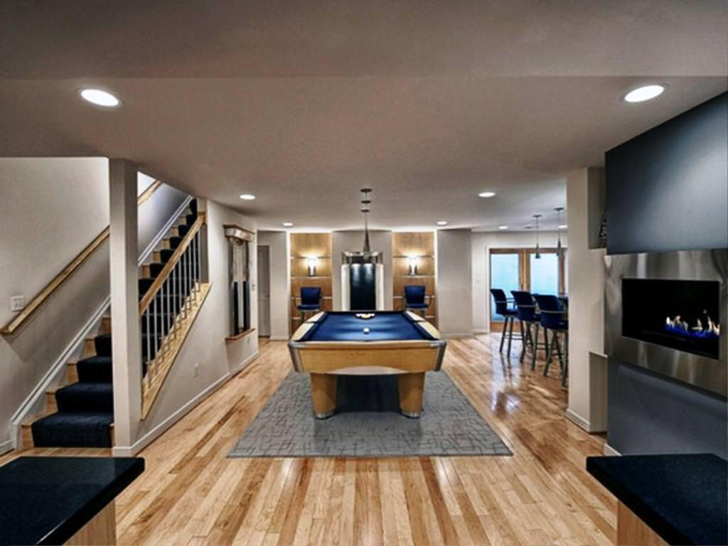 Basement renovation what buyers are looking for for Free finished basement plans