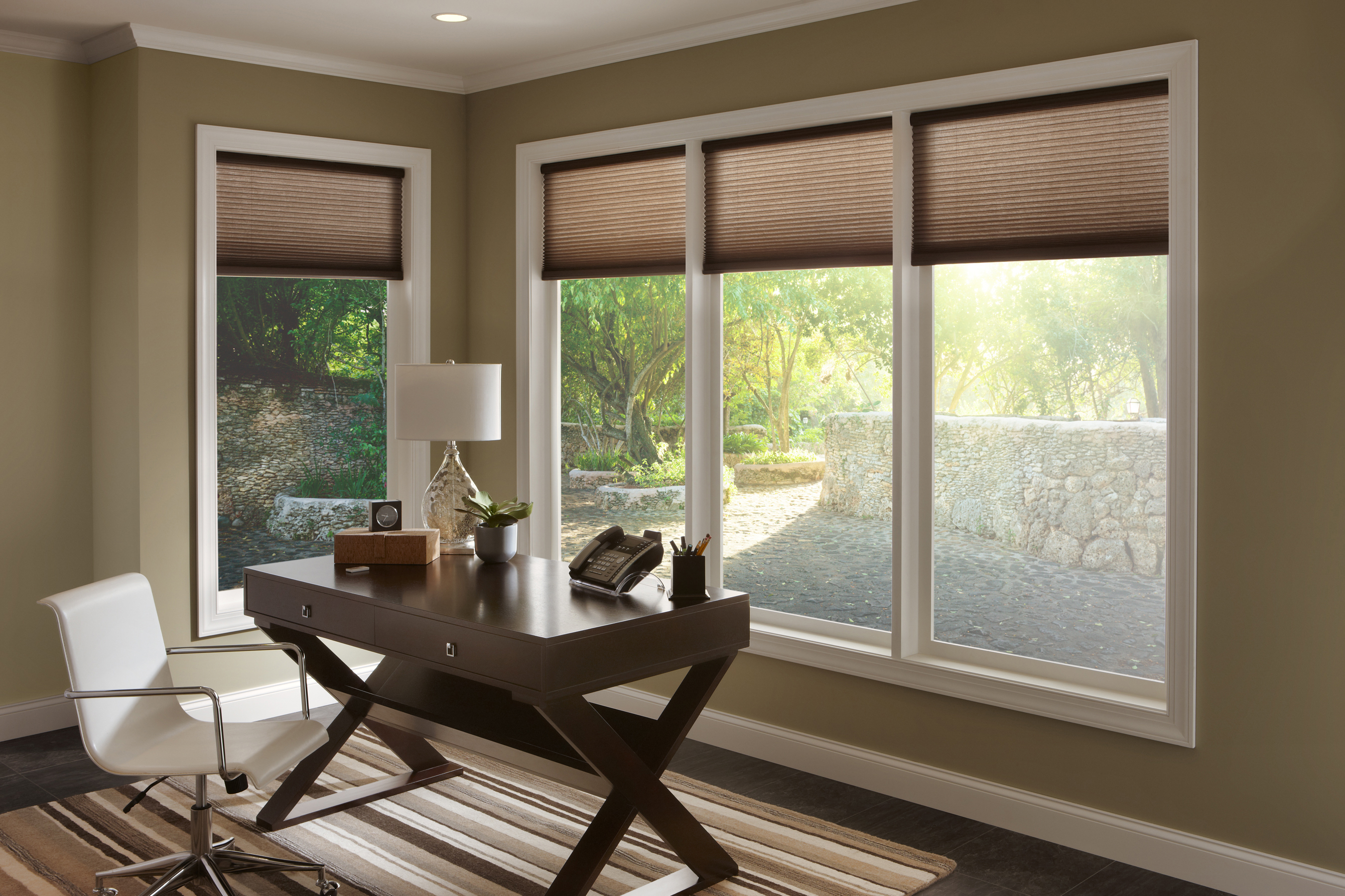 Automatic window blinds archives automated lifestyles for Window shades for homes
