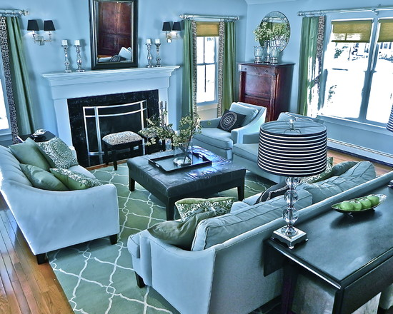 How To Plan Your Family Room Layout