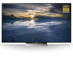 We carry Sony, Samsung, and LG TVs.
