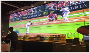 Video Walls Perfect For Sports Bars