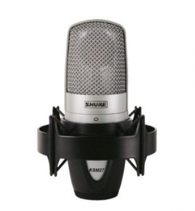Shure-Choir Microphone